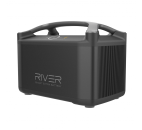 Bateria Portátil EcoFlow River Pro Power Station Kit Bateria Extra 1440Wh