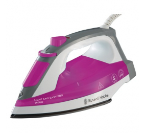 Ferro a Vapor Russell Hobbs Light and Easy Pro 2600W