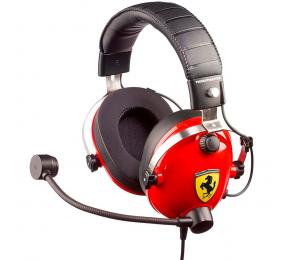 Headset Thrustmaster T.Racing Scuderia Ferrari Edition