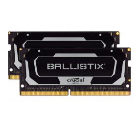 Memória RAM SO-DIMM Crucial Ballistix 32GB (2x16GB) DDR4-2666MHz CL16