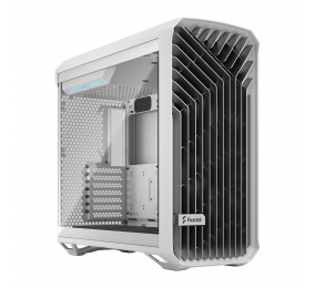 Caixa Extended-ATX Fractal Design Torrent White TG Clear Tint