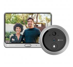 Vídeo Porteiro EZVIZ DP1C Wire-Free Smart Door Viewer