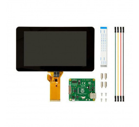 """Raspberry Pi LCD Touch Screen Display (7"""")"""