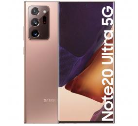 "Smartphone Samsung Galaxy Note 20 Ultra 5G 6.9"" 12GB/256GB Dual SIM Mystic Bronze"