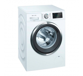 Máquina de Lavar Roupa Siemens WM14T6H8ES 8kg 1400RPM A+++ Branca