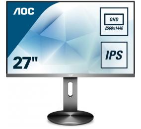 "Monitor AOC Q2790PQE IPS 27"" QHD 16:9 60Hz"