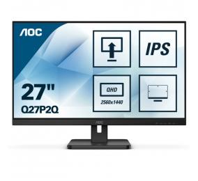 "Monitor AOC Q27P2Q IPS 27"" QHD 16:9 75Hz"