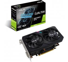 Placa Gráfica Asus Dual GeForce GTX 1650 Mini OC Edition 4GB GDDR6