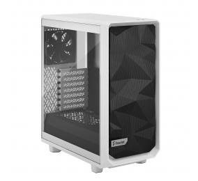 Caixa ATX Fractal Design Meshify 2 Compact White TG Clear Tint