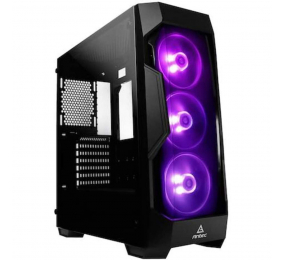 Caixa ATX Antec DF500 RGB Tempered Glass Preta
