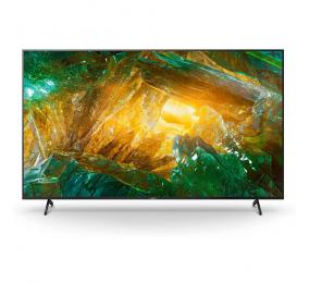 "Televisão Plana Sony XH80 SmartTV 55"" LCD 4K UHD Android TV"