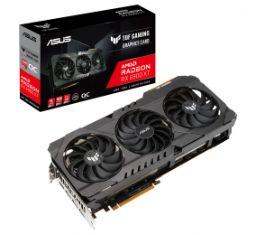 Placa Gráfica Asus TUF Gaming Radeon RX 6900 XT 16GB GDDR6 OC
