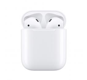 Auriculares Apple AirPods 2019 Wireless Brancos com Caixa de Carregamento