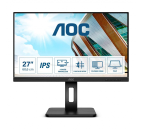 "Monitor AOC 27P2Q IPS 27"" FHD 16:9 75Hz FreeSync"