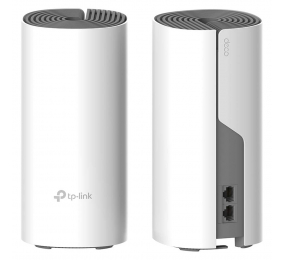 Router TP-Link AC1200 Whole Home Mesh Wi-Fi Deco E4 (2-pack)