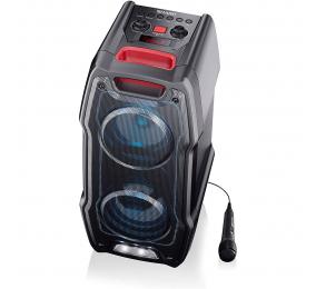 Coluna High-Power Sharp PS-929 180W Bluetooth Preta