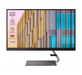 "Monitor Lenovo Q24h-10 IPS 23.8"" QHD 16:9 75Hz FreeSync"