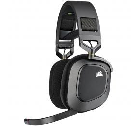 Headset Corsair HS80 RGB Wireless Carbon