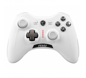 Gamepad MSI Force GC30 V2 Gaming Wireless Branco