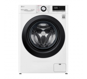 Máquina de Lavar Roupa LG F4WV3010S6W 10.5kg 1400RPM B Branca