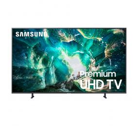 "Televisão Plana Samsung RU8005 SmartTV 82"" LED 4K UHD"