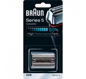 Cabeça para Máquina de Barbear Braun Series 5 Cassette 52S