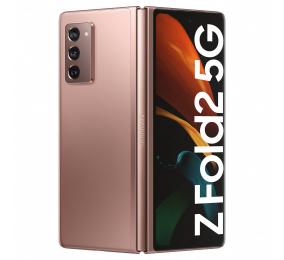 "Smartphone Samsung Galaxy Z Fold 2 5G 7.6"" 12GB/256GB Dual SIM Mystic Bronze"