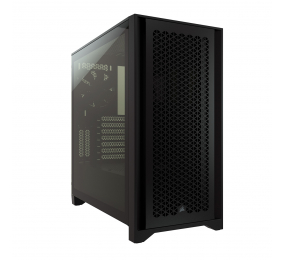 Caixa Extended-ATX Corsair 4000D Airflow Tempered Glass Preta