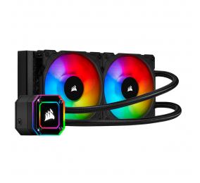 Water Cooler CPU Corsair iCUE H100i RGB Elite Capellix 240mm