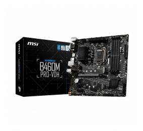 Motherboard Micro-ATX MSI B460M PRO-VDH