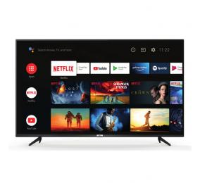"Televisão Plana TCL 55P615 SmartTV 55"" LED 4K UHD Android TV"