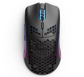 Rato Óptico Glorious PC Gaming Race Model O Wireless 19000DPI Preto