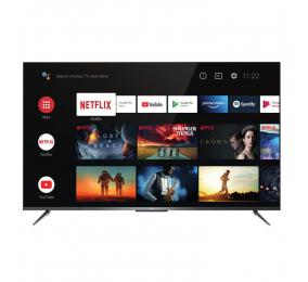 "Televisão Plana TCL 75P715 SmartTV 75"" LED 4K UHD Android TV"