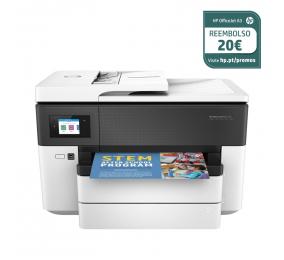 Impressora Multifunções HP OfficeJet Pro 7730 para Grandes Formatos Wireless
