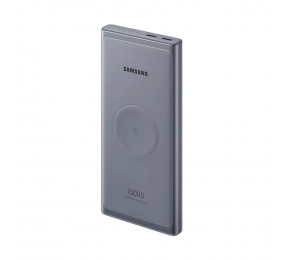 Powerbank Samsung Wireless Battery Pack 10000mAh Cinza