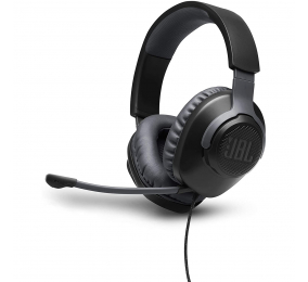 Headset JBL Quantum 100 Gaming Preto