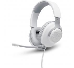 Headset JBL Quantum 100 Gaming Branco