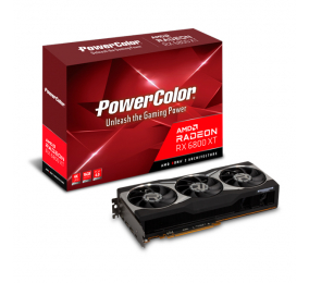 Placa Gráfica Powercolor Radeon RX 6800 XT 16GB GDDR6