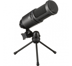 Microfone Audio-Technica AT2020USB+ Cardioid Condenser Preto