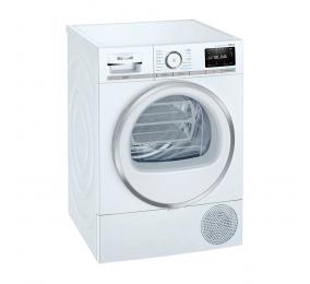 Máquina de Secar Roupa Siemens iQ800 WT47XEH0ES 9kg A+++ Branca
