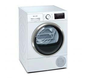 Máquina de Secar Roupa Siemens iQ500 WT47URH1ES 8kg A+++ Branca