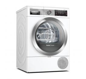 Máquina de Secar Roupa Bosch HomeProfessional 9kg A+++ Branca