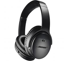Headphones Bose QuietComfort QC35 II Wireless Pretos