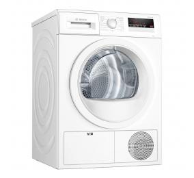 Máquina de Secar Roupa Bosch Serie | 4 WTR85V91ES 8kg A++ Branca