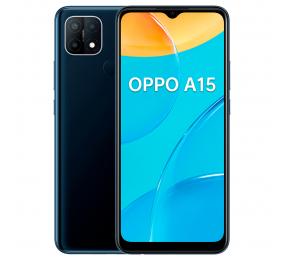 """Smartphone Oppo A15 6.52"""" 3GB/32GB Dual SIM Dynamic Black"""