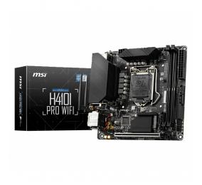 Motherboard Mini-ITX MSI H410I Pro WiFi