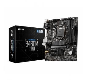 Motherboard Micro-ATX MSI B460M Pro