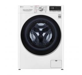 Máquina de Lavar Roupa LG F4WV5010S0W 10.5Kg 1400RPM A+++ Branca