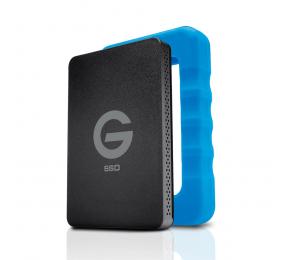 SSD Externo G-Technology G-Drive ev RaW SSD 2TB USB 3.0 Preto