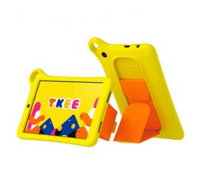 """Tablet Alcatel TKEE Mini 7"""" 1.5GB/16GB Wi-Fi Amarelo + Kids Bumper Case"""